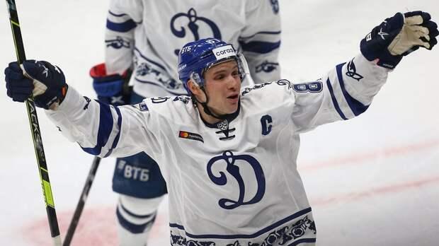 Шипачев продлил контракт с московским «Динамо»