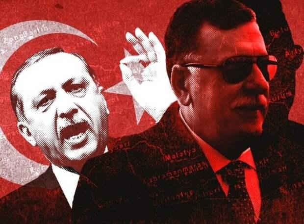 Турецкая «помощь» Ливии — бензином заливают пожар