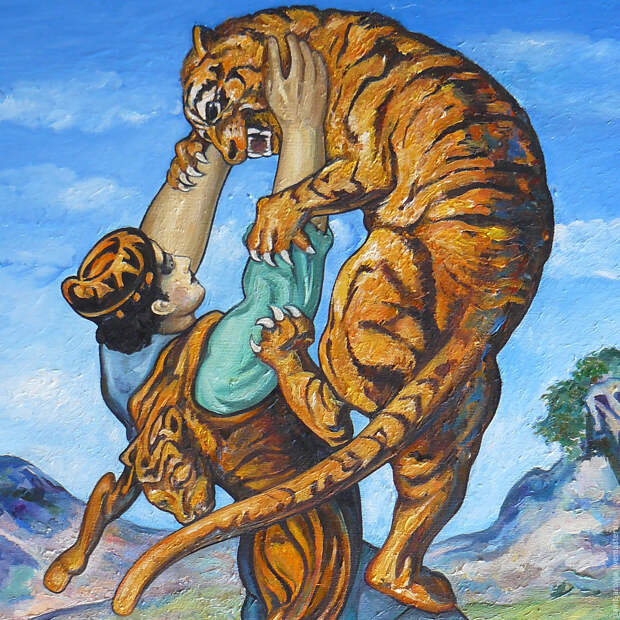 10 цитат из «Витязя в тигровой шкуре» Руставели