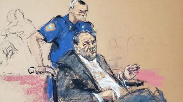Харви Вайнштена приговорили к 23 годам тюремного заключения