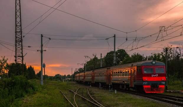 С21июня начнет курсировать новая скоростная электричка Таганрог— Ростов-на-Дону