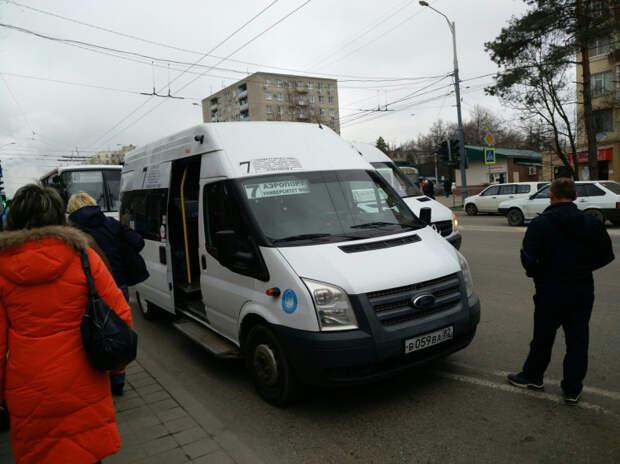 Маршрутки в Краснодаре: почему дорожает проезд, нет касс и есть хамство