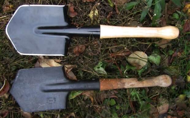 Саперная лопатка: защита и дикое оружие в одном предмете