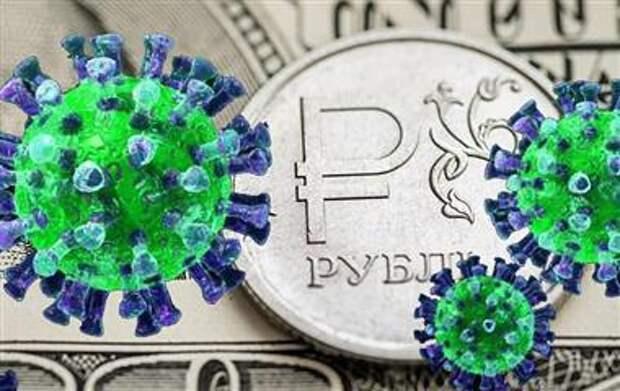 Рубль vs коронавирус