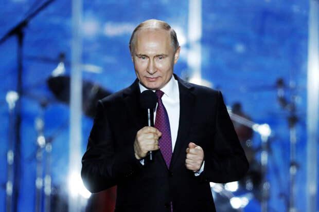 Путин: Россия не бросит Донбасс