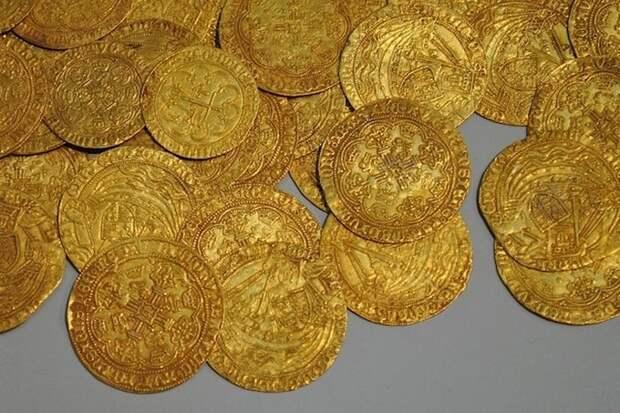 Золотой мусор, подарок из прошлого и другие сокровища, которые были найдены в весьма странных местах