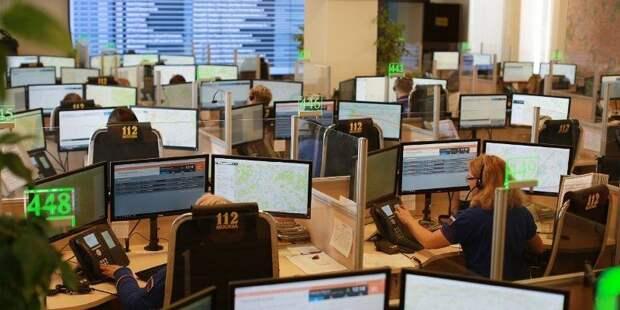 За июль Системой 112 принято более 230 тысяч вызовов