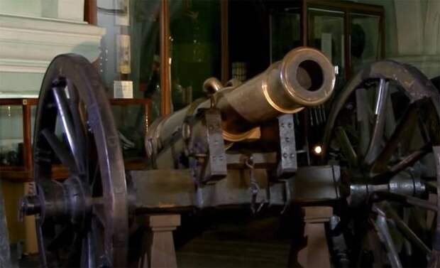Русская артиллерия: из истории становления и развития