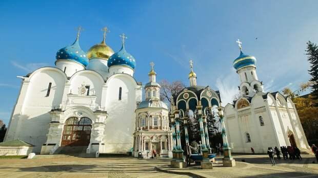 Сергиев Посад - город спасенный Матрёшкой! Блинная гора и загадочные ландрины