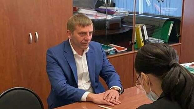 Мэр Бодайбо подал документы на выборы главы Иркутской области