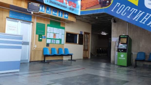 Ваэропорту Орска нарушают правила пожарной безопасности