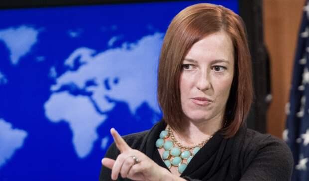 Белый дом: саммит Путина иБайдена американским санкциям непомеха