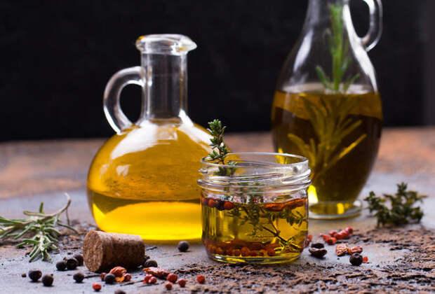 Масло оливковое с перцем чили и орегано