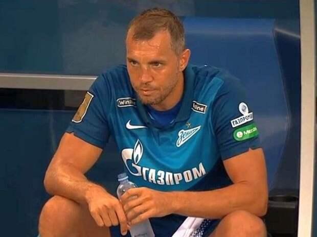 Дзюба извинился за поражение от Дании, а Черчесов назвал игру россиян «лучшей по качеству»