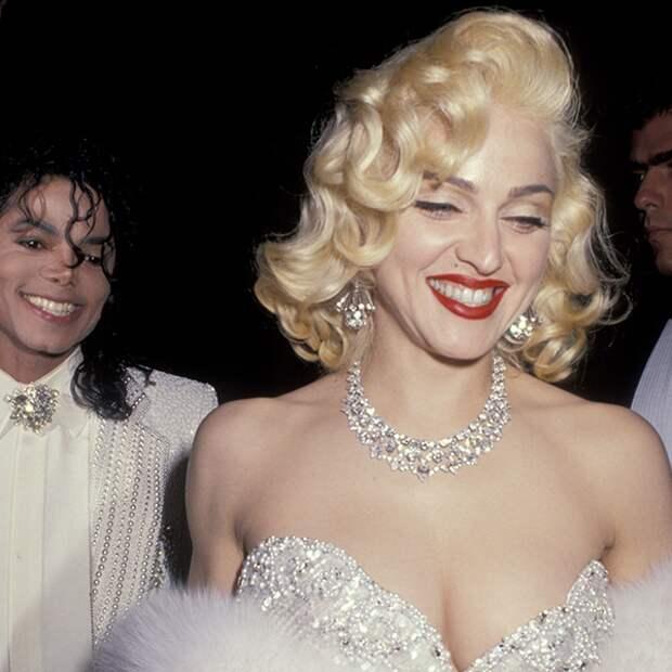 Мадонна, 1991