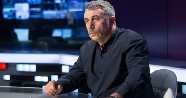 Доктор Комаровский назвал Украину слаборазвитой страной