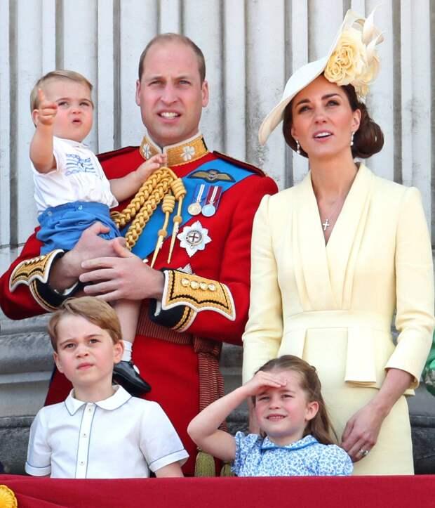 герцог и герцогиня Кембриджская