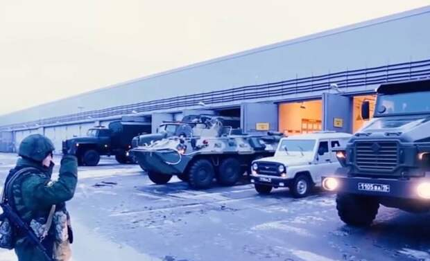 «Следите за ВДВ»: в США назвали признаки вторжения российской армии в Беларусь
