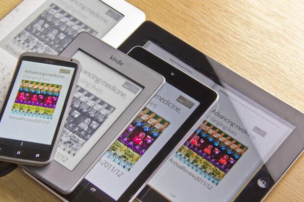 Ученые объяснили разницу между чтением с экрана и с бумаги