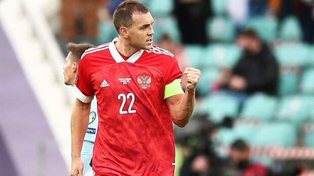 Черчесов: «Капитан сборной России на чемпионате Европы — Дзюба. Мы видим, кто в команде может ей управлять»