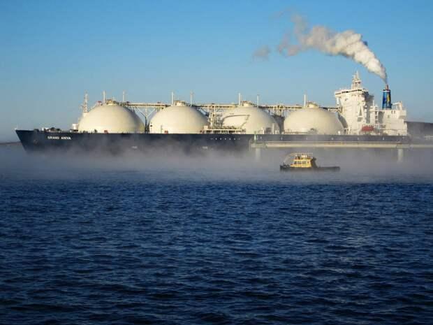 Правда об СПГ: как американский сжиженный газ уходит на задворки истории