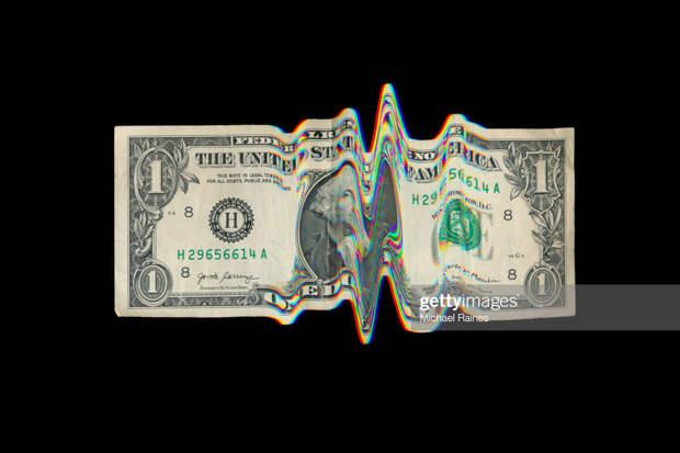 О страшной близости страшного обвала доллара США