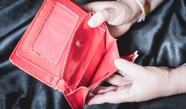 Долги по зарплате волгоградцам в апреле превысили 48 млн рублей