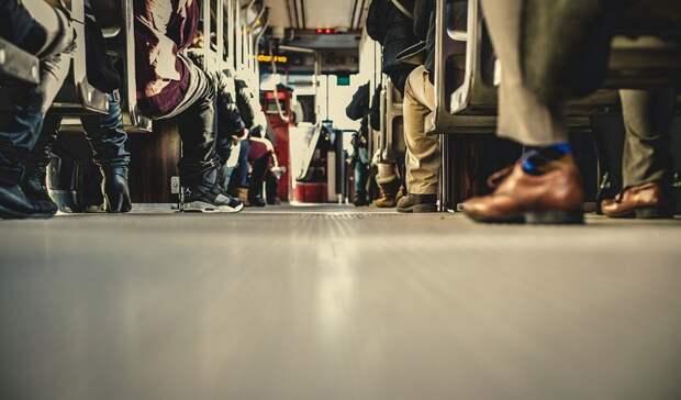 Еще 238 нарушений масочного режима выявили вростовских автобусах