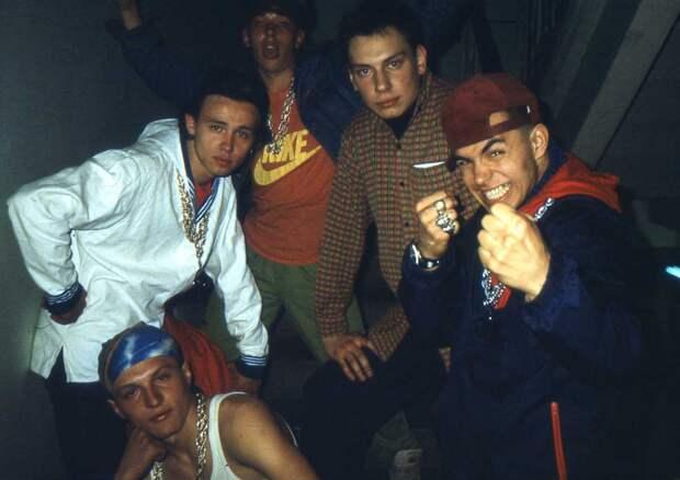 Мальчишник — самая скандальная рэп-группа 90-х