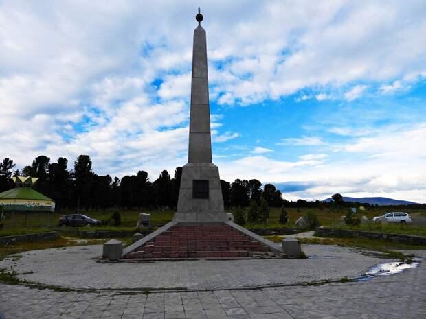 АЛТАЙ - Семинский перевал высота 1717 м (место где нужно побывать)