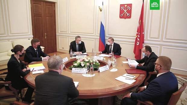 Петербург и Ленобласть займутся экологичной переработкой мусора вместе