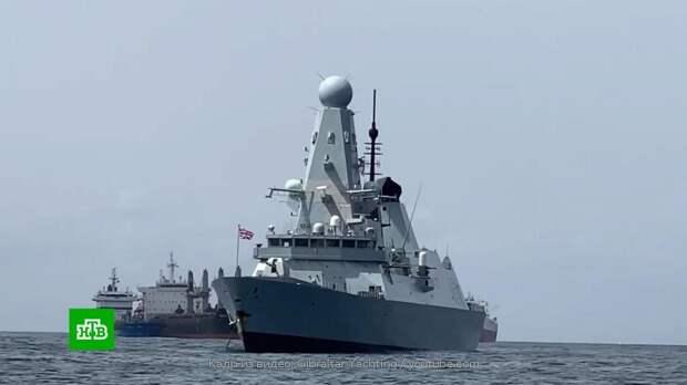 Журналист BBC подтвердил, что британский эсминец намеренно вторгся в Чёрное море
