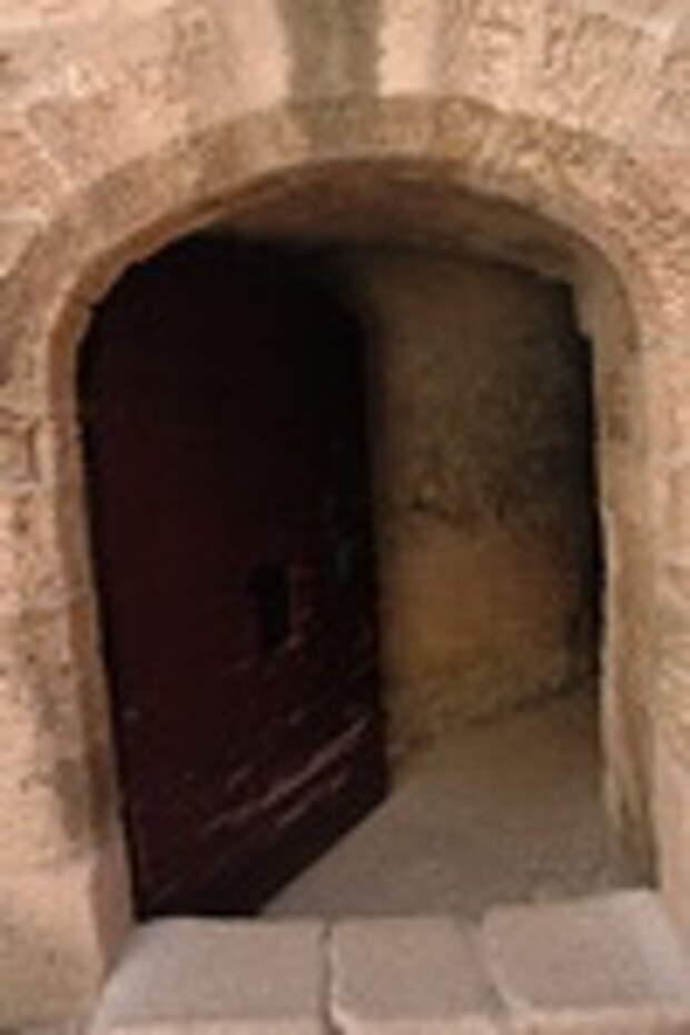 Вход в камеру аббата Фариа