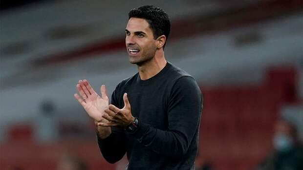 Артета: «Арсеналу» нужно перестать совершать голевые ошибки»