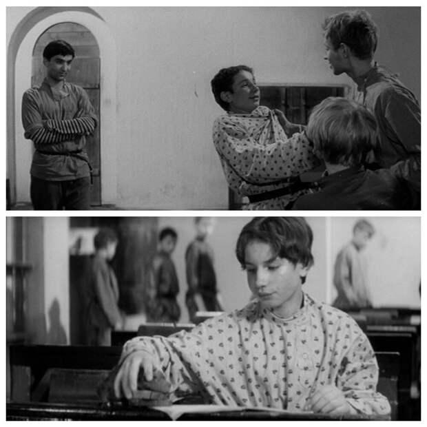 Дети-монстры в советском кино. Паук-ростовщик из «Республики ШКИД», и мальчишка его сыгравший