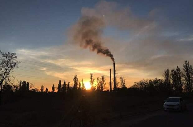 На Запорожской ТЭС произошла серьёзная авария, целый город остался без воды и электричества (ВИДЕО)