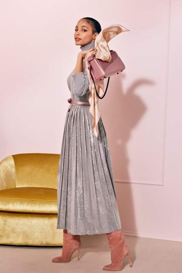 Осенние платья, в которых вы будете неотразимой леди