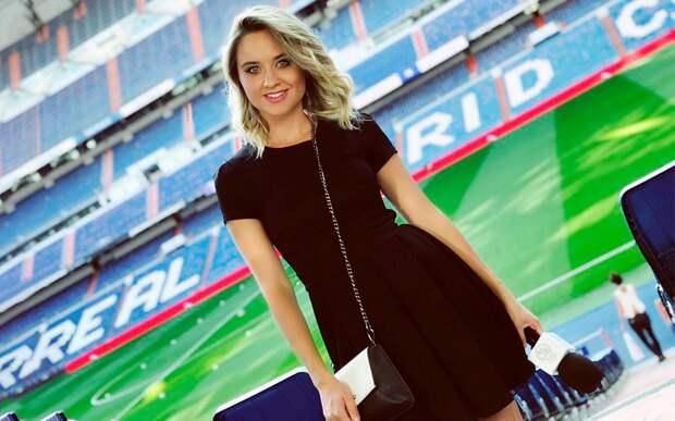Журналистка «Реала» срусскими корнями рассказала офутболистах, которые произвели нанее наибольшее впечатление