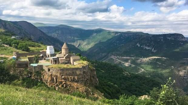 Единственный реалистичный способ замирить Карабах