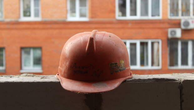 Фасад школы №18 имени Подольских курсантов отремонтировали на 70%