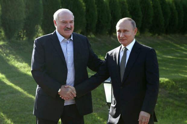 «Дамский угодник»: Виторган высмеял позу Лукашенко