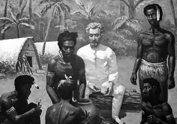 Дни Папуа-Новой Гвинеи впервые открылись в Петербурге