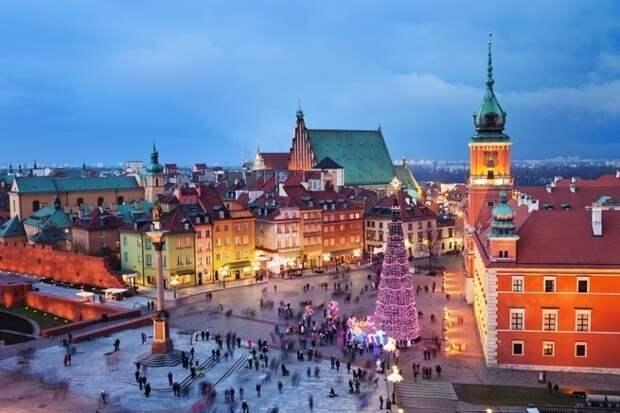 Польша – призрак Речи Посполитой