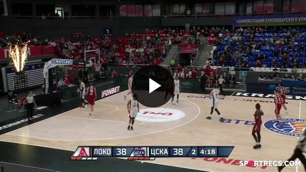 Drew Gordon vs CSKA - 16 PTS, 11 REB | April 17, 2021