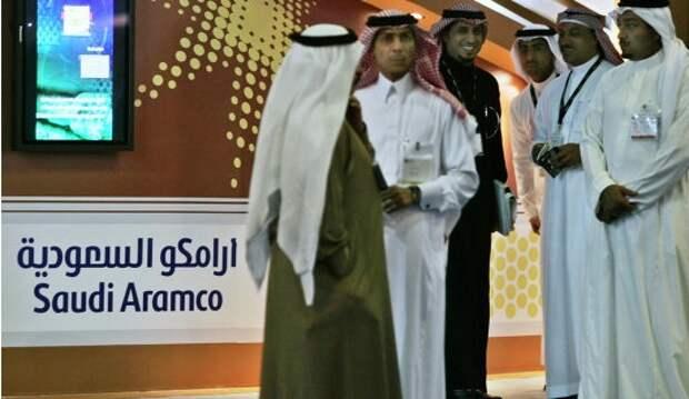 Кому по силам купить 1-процентную долю Saudi Aramco