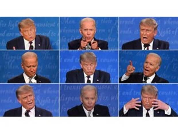 Предвыборная гонка США засверкала новыми гранями: кто доживёт - тот и президент!