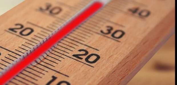В Крыму зарегистрированы три температурных рекорда