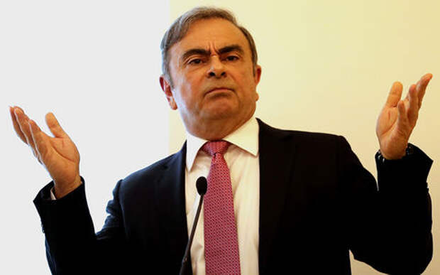 Бежавший из заключения экс-глава Renault-Nissan рассказал журналистам свою «правду» — неожиданный поворот