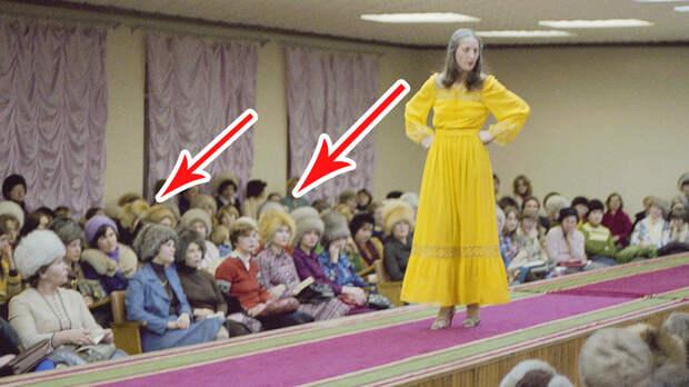 Почему русские женщины не снимали шапку в помещении? (ФОТО)