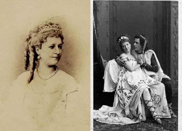 Вера Лядова - «царица канкана» и любительница шокирующе-откровенных нарядов